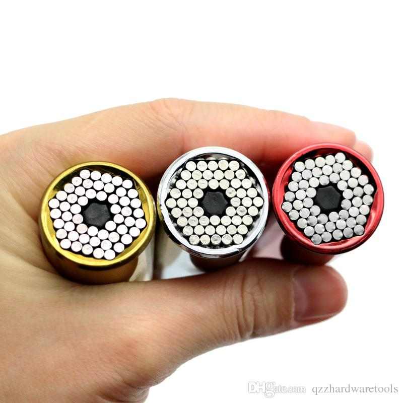 2 unids Herramientas Llave de Torsión Llaves Conjuntos de Socket Kit de Llave de Trinquete Juegos Llaves Llave Herramientas de Mano Herramientas de Mano Adaptadores de Enchufe