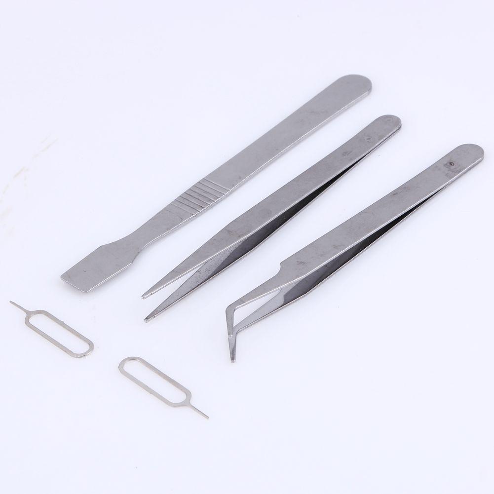 23 in 1 Repair Opening Tool Kit Screwdriver Set Repair Tools Phone Disassemble Tool Set For iPhone iPad HTC Cell Phone Tablet
