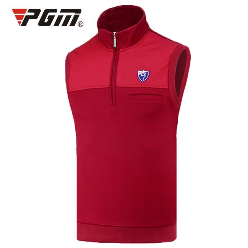 878bf852e Pgm Golf Waistcoat For Man Windproof Warm Thicken Vest Jacket Mans ...