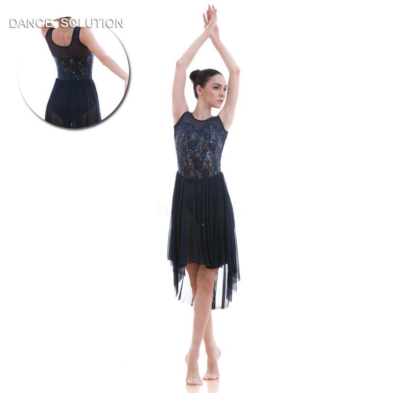 2019 Girls And Women Ballet Lyrical And Contemporary Dance Costume