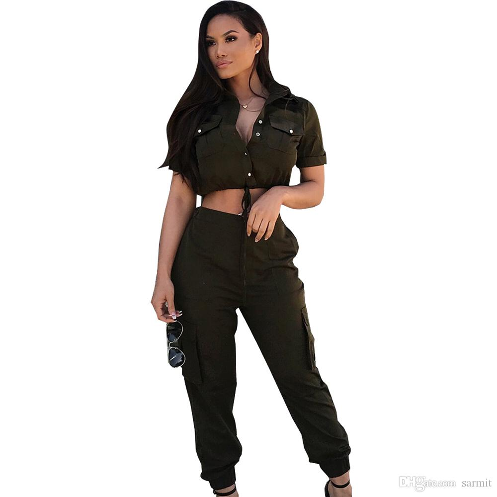 2019 Women Pant Summer Set CHEAPEST Summer Women Casual Two Piece Set  Sweatsuits F2926 Womens Sets 2018 From Sarmit 1caae67b91