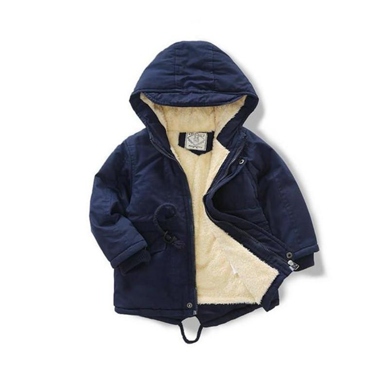 ea84566dc Kids Jackets Zipper Children Windbreaker Loose Coat New Pattern And ...