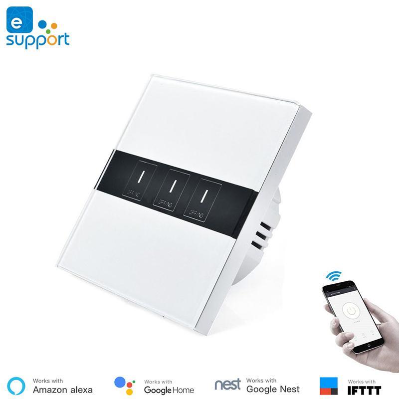 768883f45e8 Ewelink APP WiFi Smart Wall Touch Light Switch