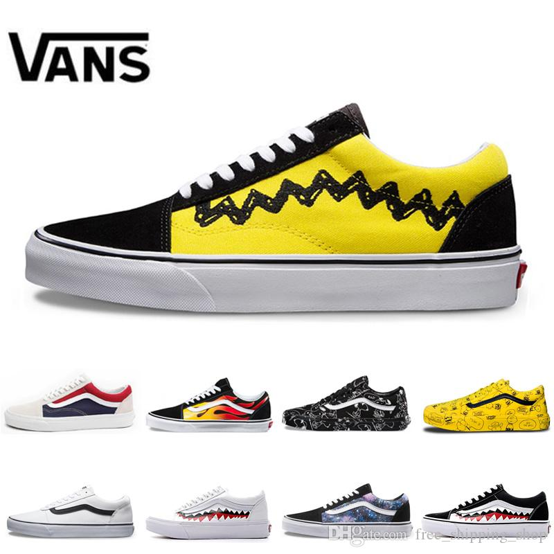 Sneakers Old Skate Acheter Skool Hommes Chaussures Vans Pour gIFnqP7C