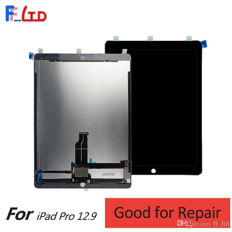 Alta calidad original para iPad Pro Pantalla LCD de 12.9 pulgadas con pantalla táctil Repalce Panel de ensamblaje completo 100% probado