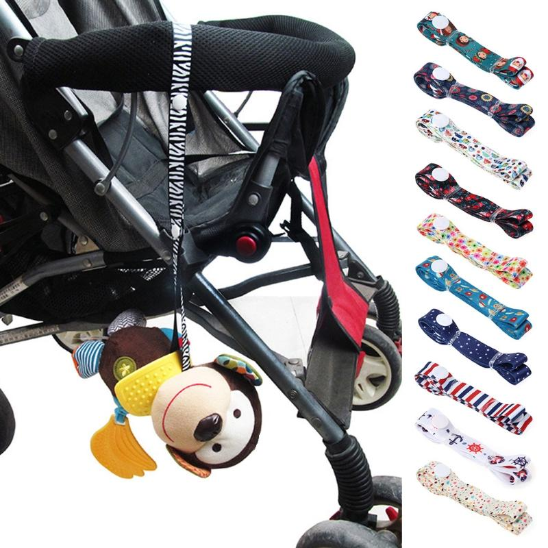 668e82632681 2019 QILEJVS Baby Stroller Accessories Toys Fixed Strap Cute Holder Anti  Lost Drop Band Saver Baby Product Organizing Belt Accessory From Bdshop