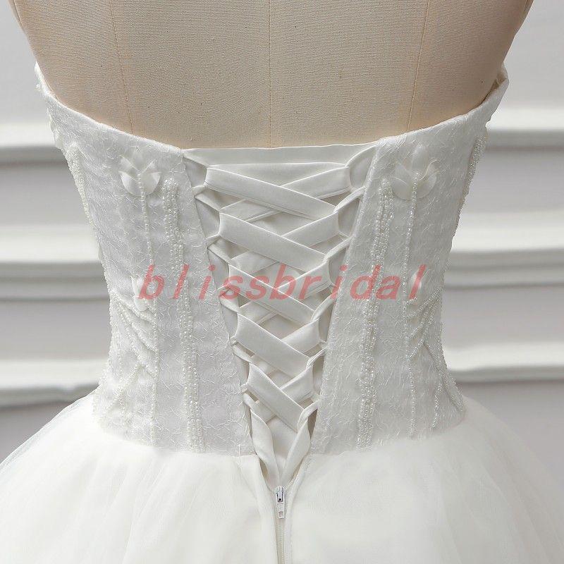 Alta Baixa Branco Tule Vestidos de Baile Ruffles Em Camadas Longo Tutu Vestidos De Noiva Bordado Applique Vestido De Noiva Vestido De Baile Homecoming