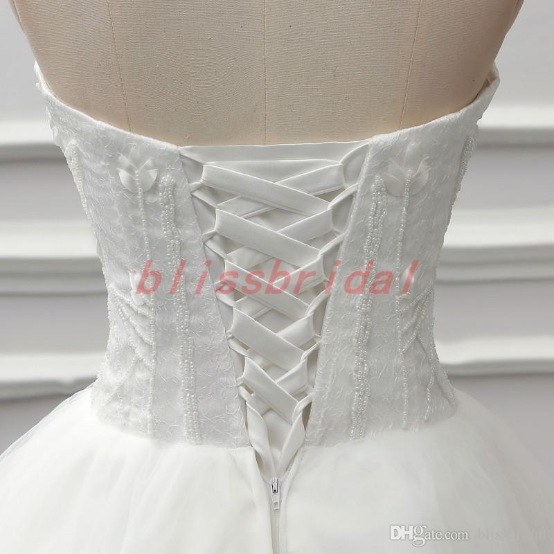 Высокий Низкий Белый Тюль Платья Выпускного Вечера Оборками Многоуровневое Длинные Туту Свадебные Платья Вышивка Аппликация Платье без Бретелек Vestido De Noiva Homecoming Платье