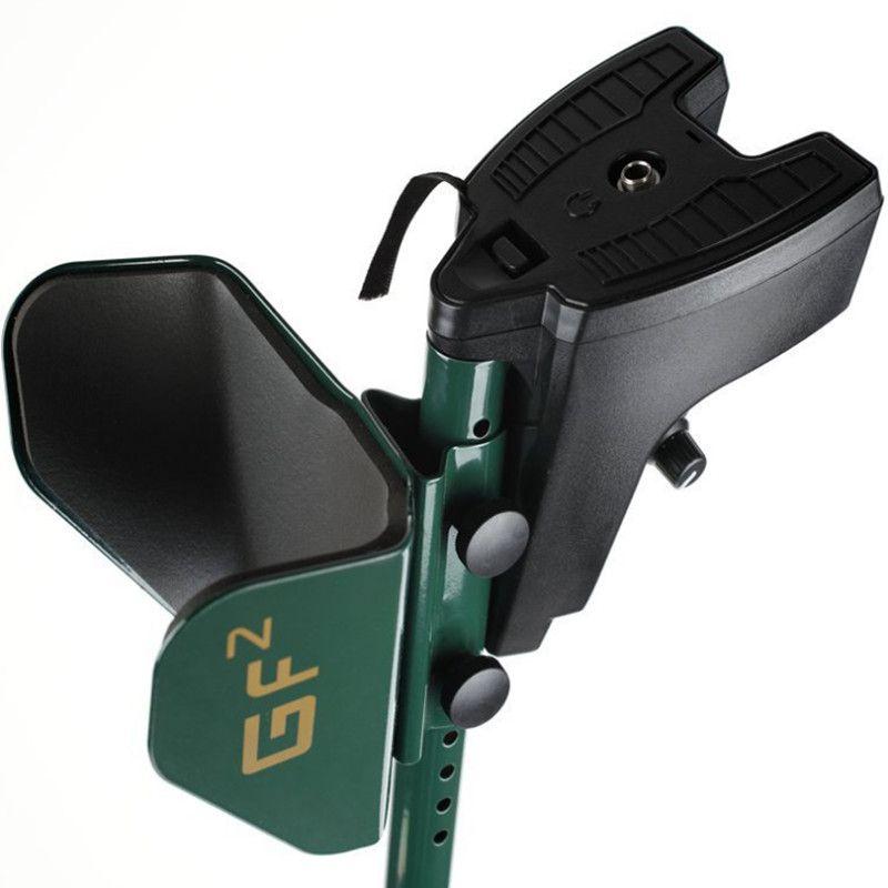 شراء GF2 Metal Detector احصل على 3 هدايا مجانية أفضل جهاز البحث عن الكنز الثمين لجهاز عرض الذهب عالي الدقة للكشف عن الذهب