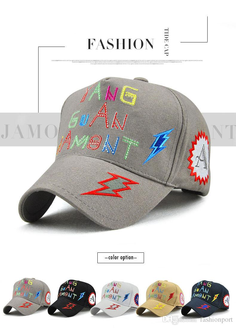 406cabcdb50 2018 New Design Caps For Men Women Fashion Style Holiday Hats Sunscreen Trucker  Caps Hip Hop Snapback Ball Caps Colors Letter Embroidery Hat Store Ny Cap  ...