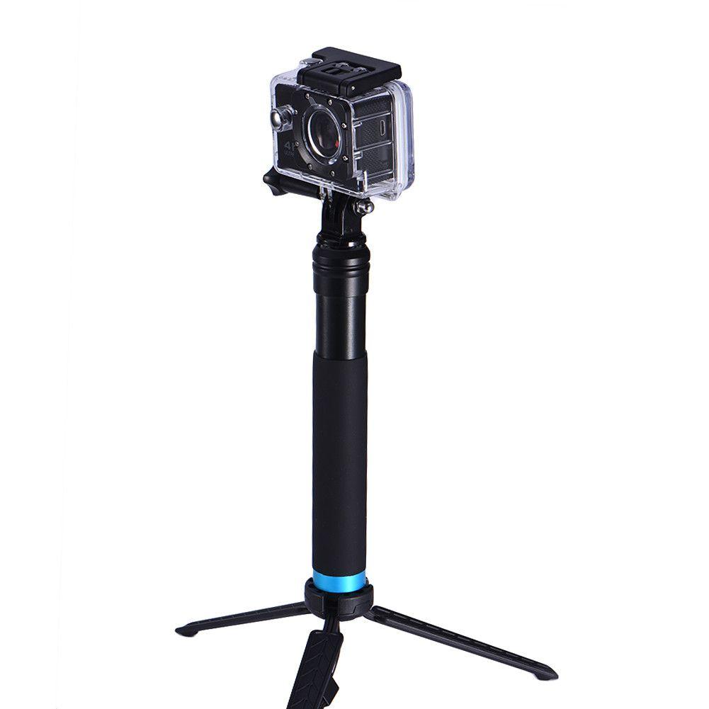 42d893a40 Wholesale M Selfie Stick Set Sports Camera Aluminum Alloy Waterproof Stick  Monopod with Tripod Self-Timer for Gopro / YI / SJCAM Online with  $43.89/Piece on ...
