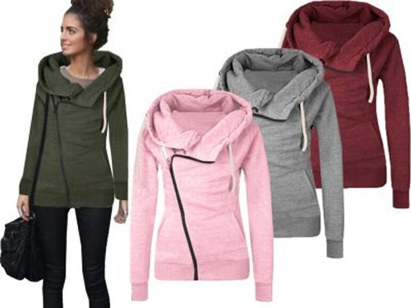 Autumn Winter Womens Cotton Sport Hoody Hoodie Sweater Lady S Hooded Pullover  Sweatshirt Jumper Coat Jacket UK 2019 From Unchainedmelody 9836339162