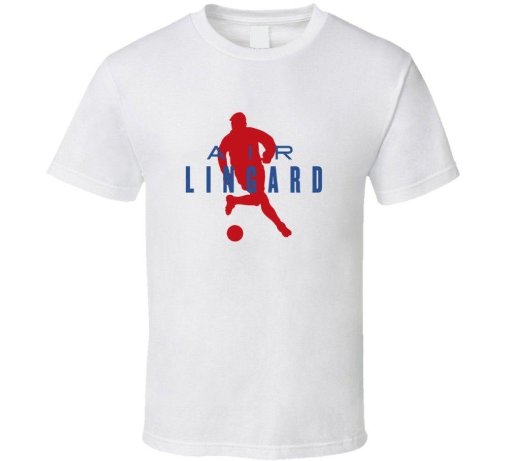 on sale faa99 1c695 Air Jesse Lingard England World Cup 2018 Soccer Lovers T Shirt