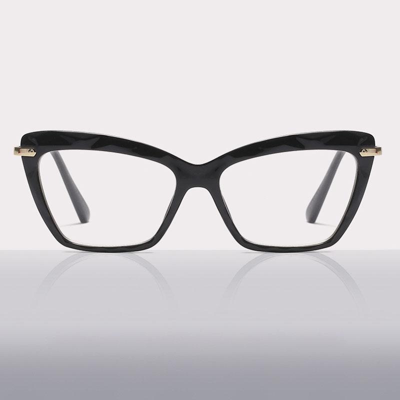 2018 Fashion Retro Square Frame Glasses Women Brand Designer Vintage ...