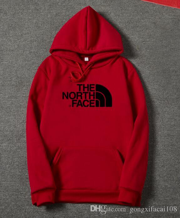 ccd7cfee88c Sweatshirts for THE NORTH FACE Men Russian Letter Printed Hoodies High  Fashion Branded Long Sleeve Pullovers with Pockects Men's Hoodies &  Sweatshirts ...