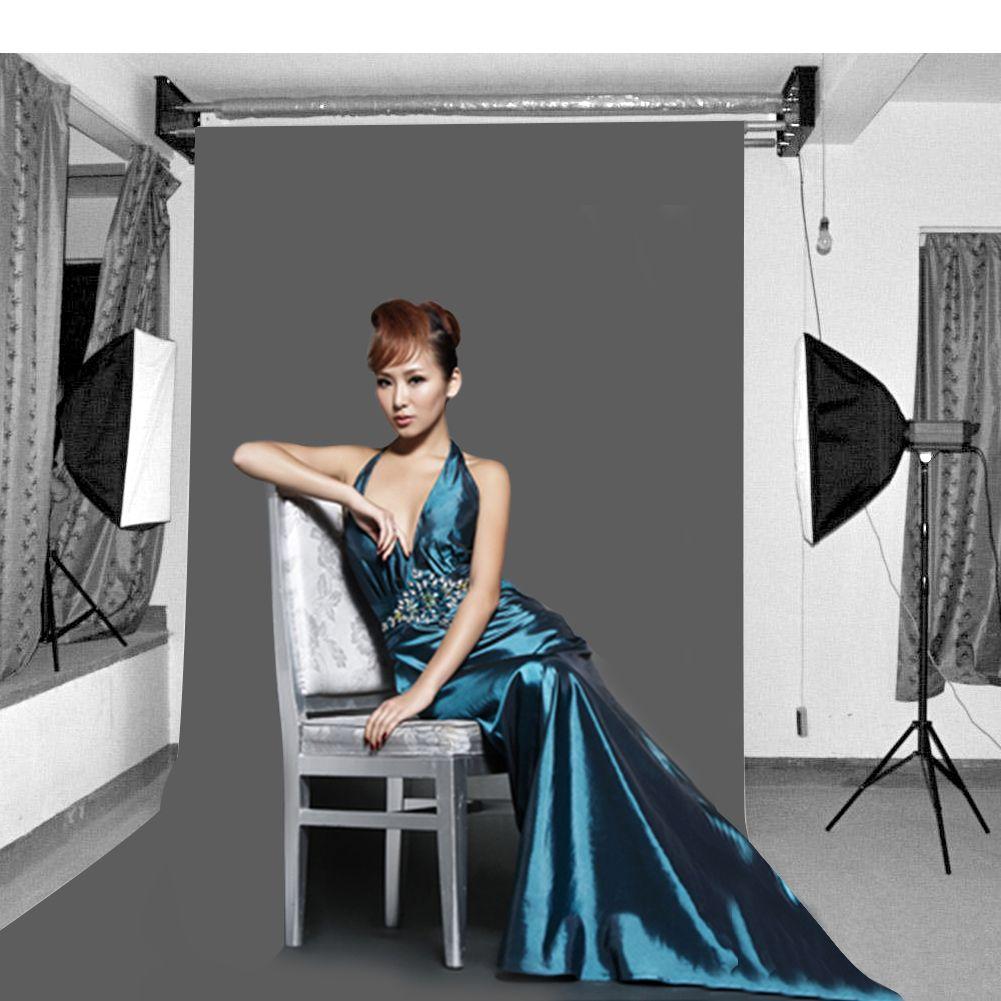 1.5x2.1m5x7FT 3D Pure Color Vinyl Studio Photo Backdrop Photography Prop Art Fabric Photography Background 3 Solid Colors