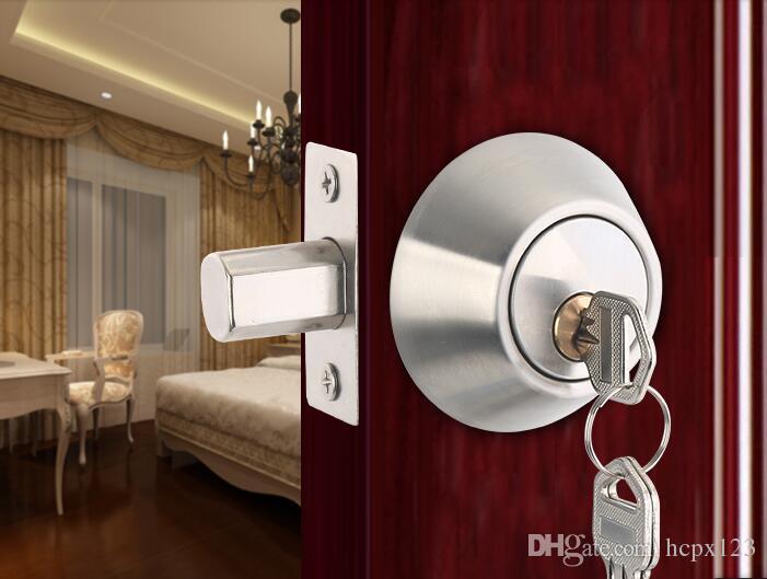 Locked Single Side Open Auxiliary Invisible Lock Indoor Door, Access Lock, Hidden  Door, Framed Glass Door Lock.