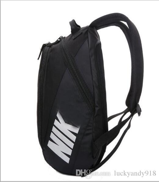 4df776e49c 2018 Quality Sports Backpack Hiking Camping Unisex NIKE Backpacks Travel  Outdoor Knapsack Teenager Schoolbag Basketball Bag  21 Kids Backpacks  Dakine ...
