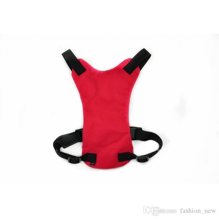 جديد لينة نايلون شبكة الكلب مقعد السيارة تسخير سلامة الكلب سيارة سيارات حزام الأمان يسخر أسود أحمر أزرق الألوان للكلاب متوسطة كبيرة