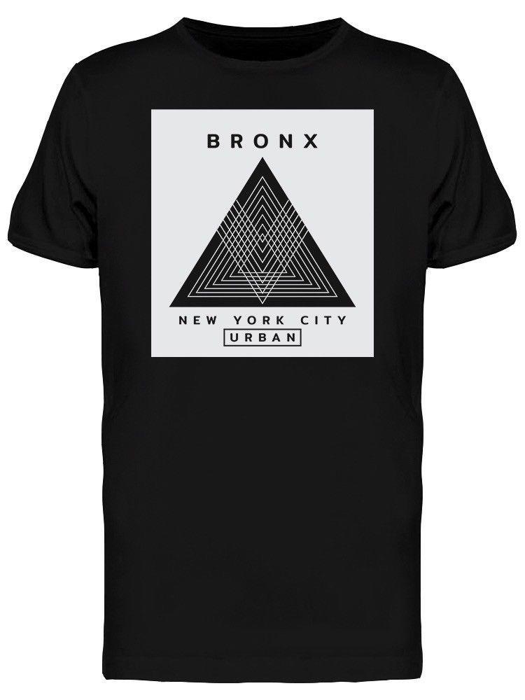 2bce43d42 Urban Bronx Triangle Men'S Tee T Shirt For Men Unique Custom Short Sleeve  XXXL TV Series Tshirts Order T Shirts Quality T Shirts From Funnytee2u, ...