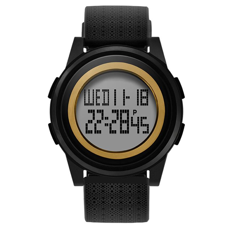 66d2ad556ae Digital Watch Men 9mm Super Slim Sport Watch Men Luxury Electronic LED  Digital Wrist Watches Male Clock Relogio Masculino Watches Sale Online  Watches Sales ...