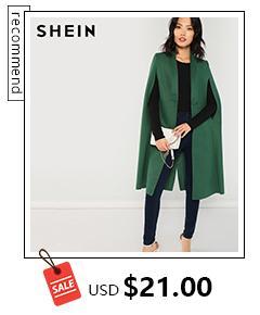 SHEIN Multicolor elegante Workwear Quaste Detail ausgefransten Rand Mode kurze Jacke 2018 Herbst Highstreet Frauen Mantel und Oberbekleidung