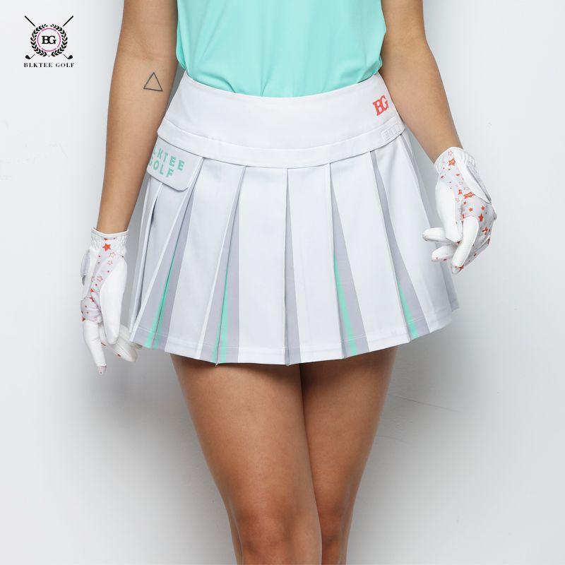 a83958f2944c 2018 BG Falda para mujer Aerobics Golf Tennis Skort Culoes Cheerleading  Actuaciones Dance Clothes Sport Faldas cortas para niñas