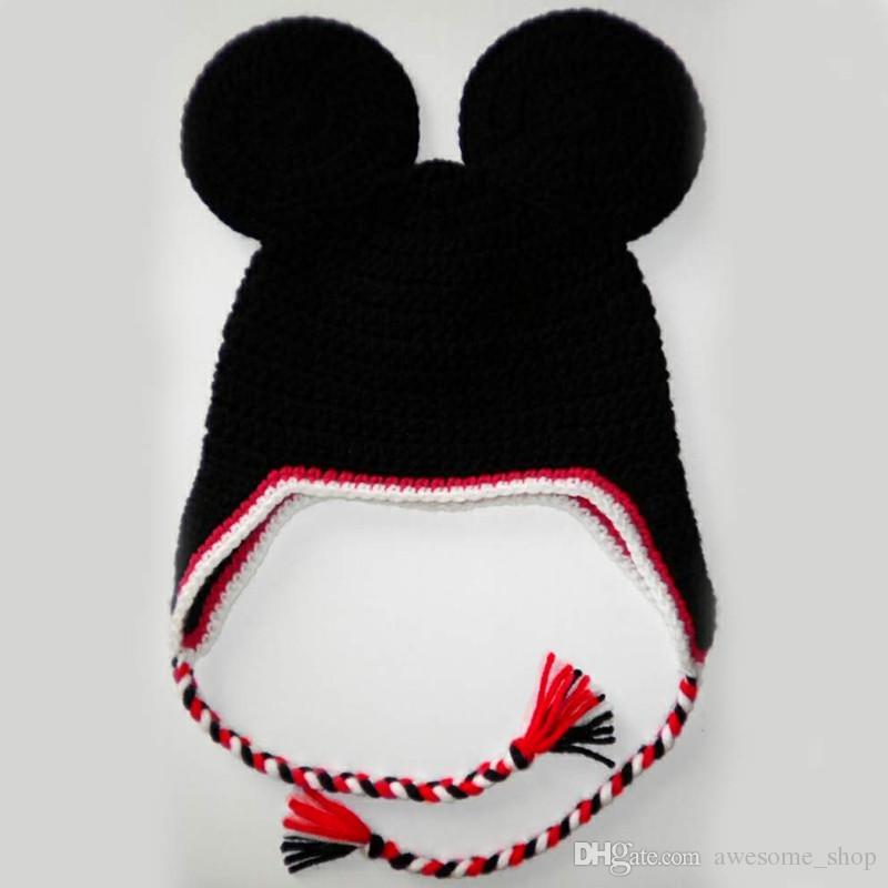 970c935fb55 2019 Adorable Cartoon Mouse Hat