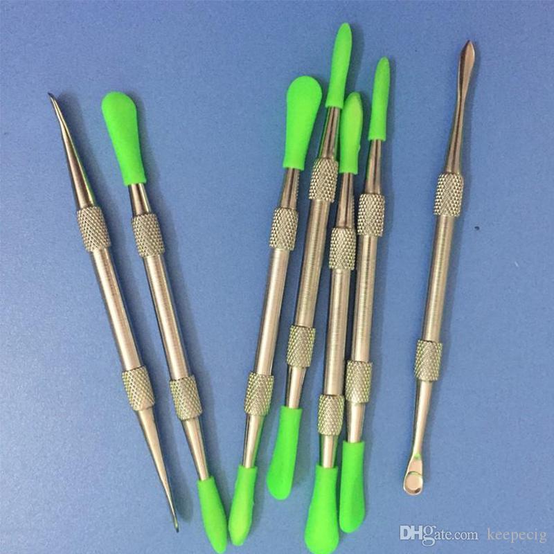Воск Dabbers воск распылитель лопата инструменты из нержавеющей стали dabber инструмент воск инструмент сухой травы инструмент самая низкая цена dab tools vax распылитель