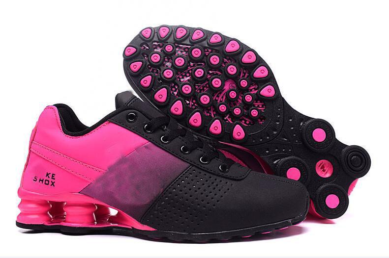 Classic Avenue Damen Laufschuhe OZ Damen Sportschuh Rosa Schwarz Outdoor Wanderschuhe für Chaussures Femme 36 40