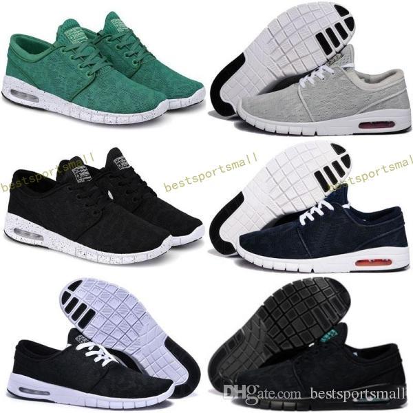 53702a7f8aa 2018 Cheap Stefan Janoski Running Shoes For Women Men SB Dunk High ...