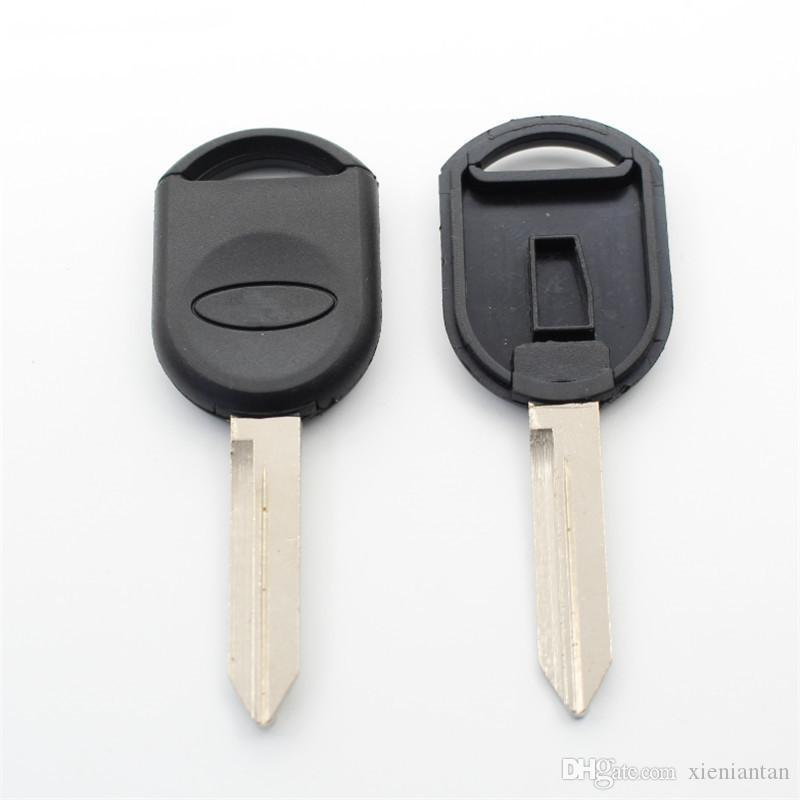 10 قطعة / الوحدة لفورد ميركوري / الهروب باقة مفتاح شل يمكن تثبيت رقاقة مع شعار S41