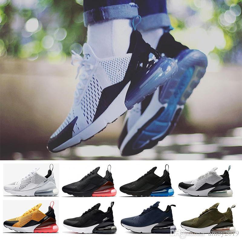 95593aa462b4 New 2018 Chaussures 270 Trainers Running Shoes Navy Teal Men Flair ...