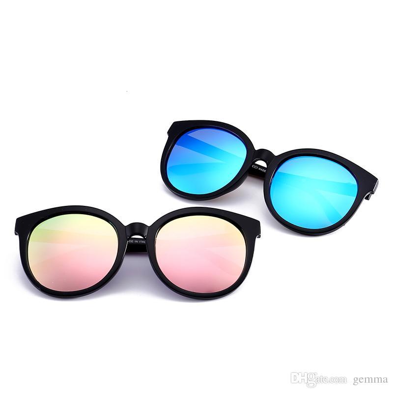 45520507328df Compre Oval Equitação Óculos 55054 Mulheres De Luxo Homens Marca Designer  Grande Quadro Óculos De Sol Cat Eye Full Frame Design De Alta Qualidade Uv  Lente ...