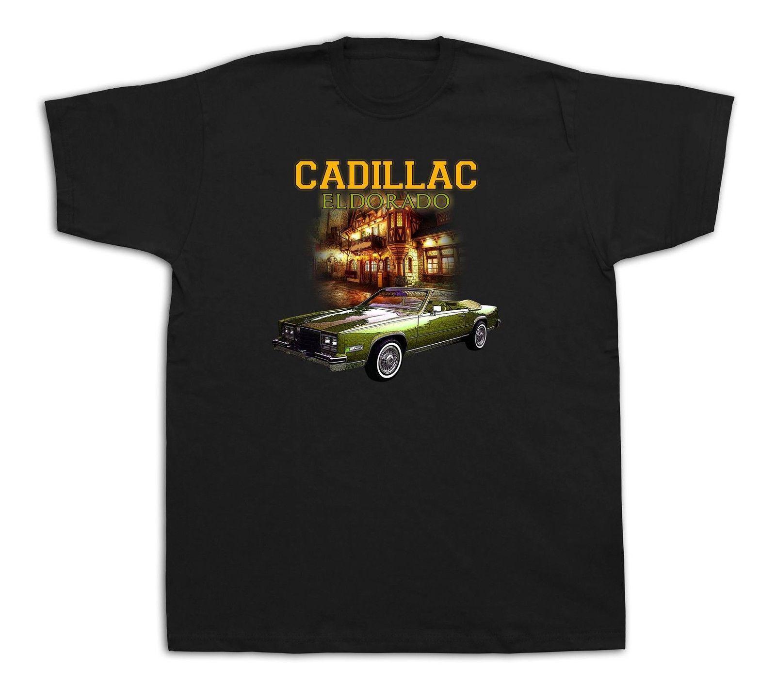 db7b2ba01d4 Eldorado Castle Tshirts Hot Rod Spindle Washer Original Car Roads ...
