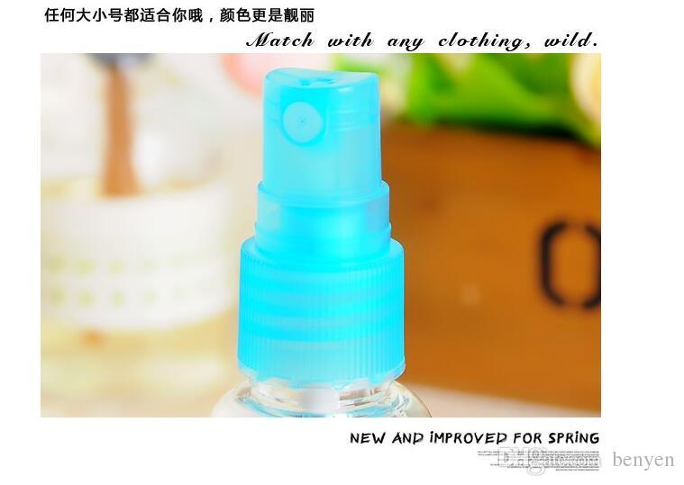3cb1e787a236 Wholesale- Travel Bottles Set Empty Plastic Atomiser Refillable Perfume  Spray 30ML