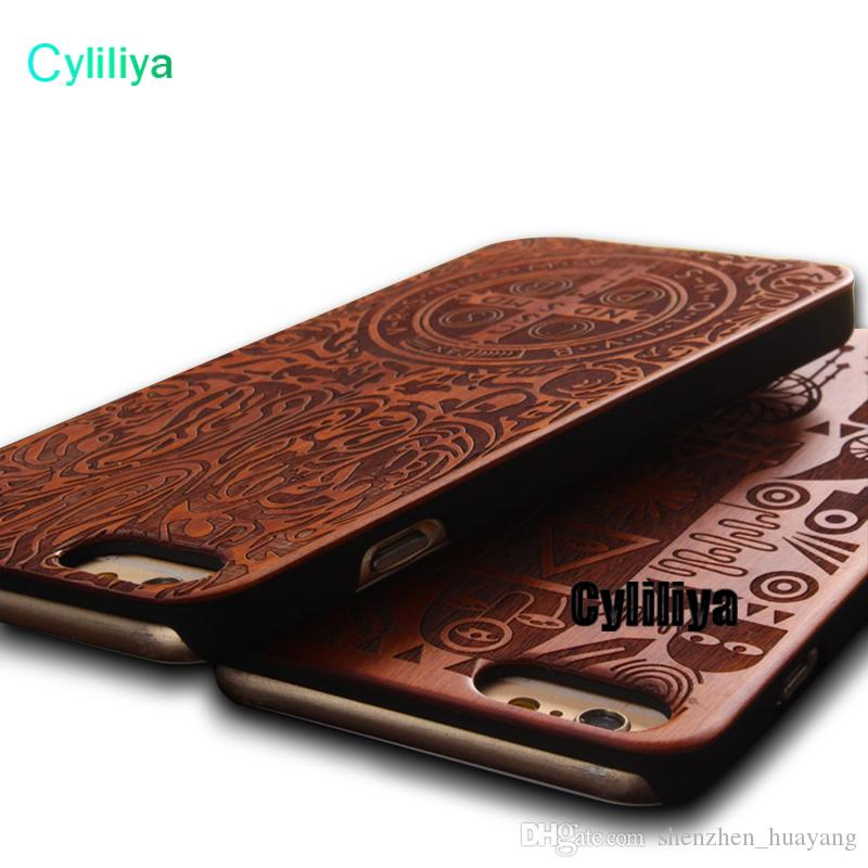 11 pattern Mobile accessories laser engraving custom design wooden cell phone case for iphone x iphone8 plus with opp bags