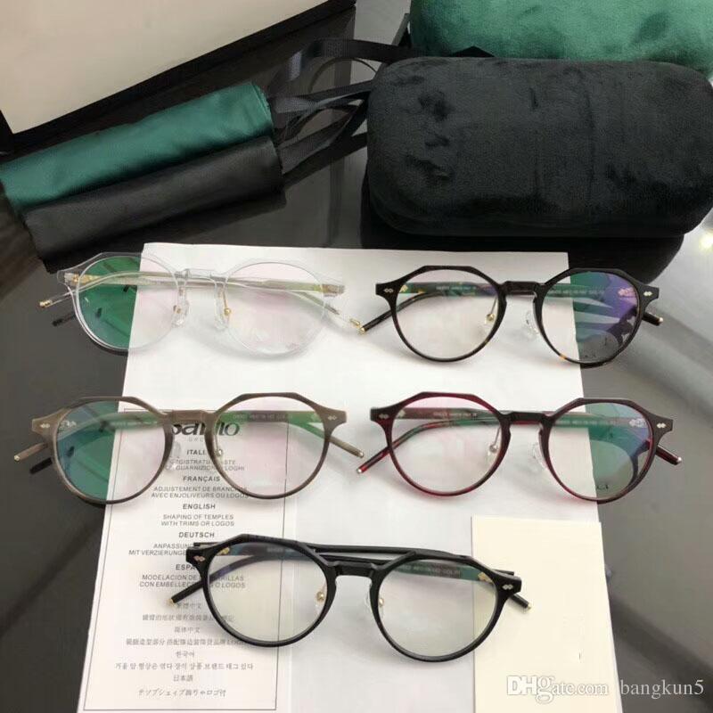 451223ce66 New Designer Optical Eyeglasses Classic Simple G8003 Model Full Frame Small  Fresh Style High Quality with Original Box Full Frame Vision Correction  Optical ...