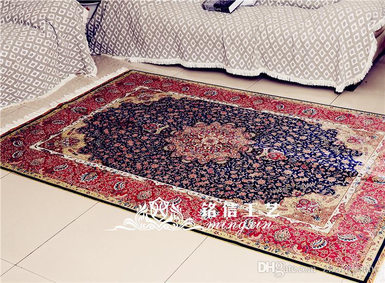 0-50 Jahre 09-d Teppich Teppich Persisch Verknotet Hand Teppich Persien