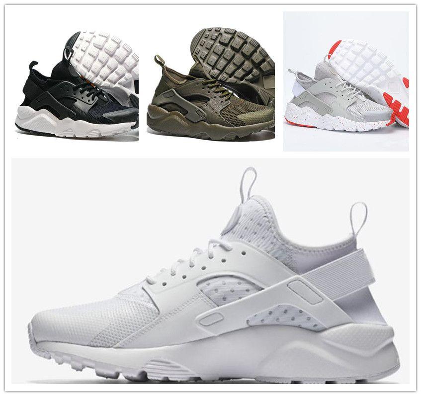 57071b69dbc2 2018 New Huarache ID Custom Running Shoes For Men Navy Blue Tan Air  Huaraches Sneakers Designer Huraches Brand Hurache Trainers Running Shoes  For Youth Kids ...