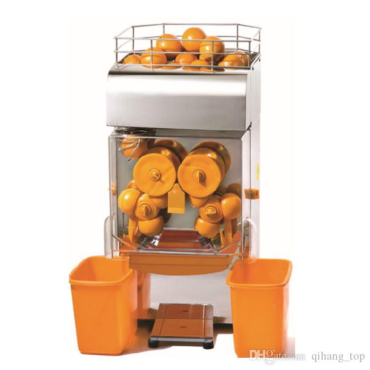 Envío Gratis Comercial Jugo de Naranja Fresco Extractor 2000E-4 exprimidor de jugo de cítricos exprimidor máquina de jugo