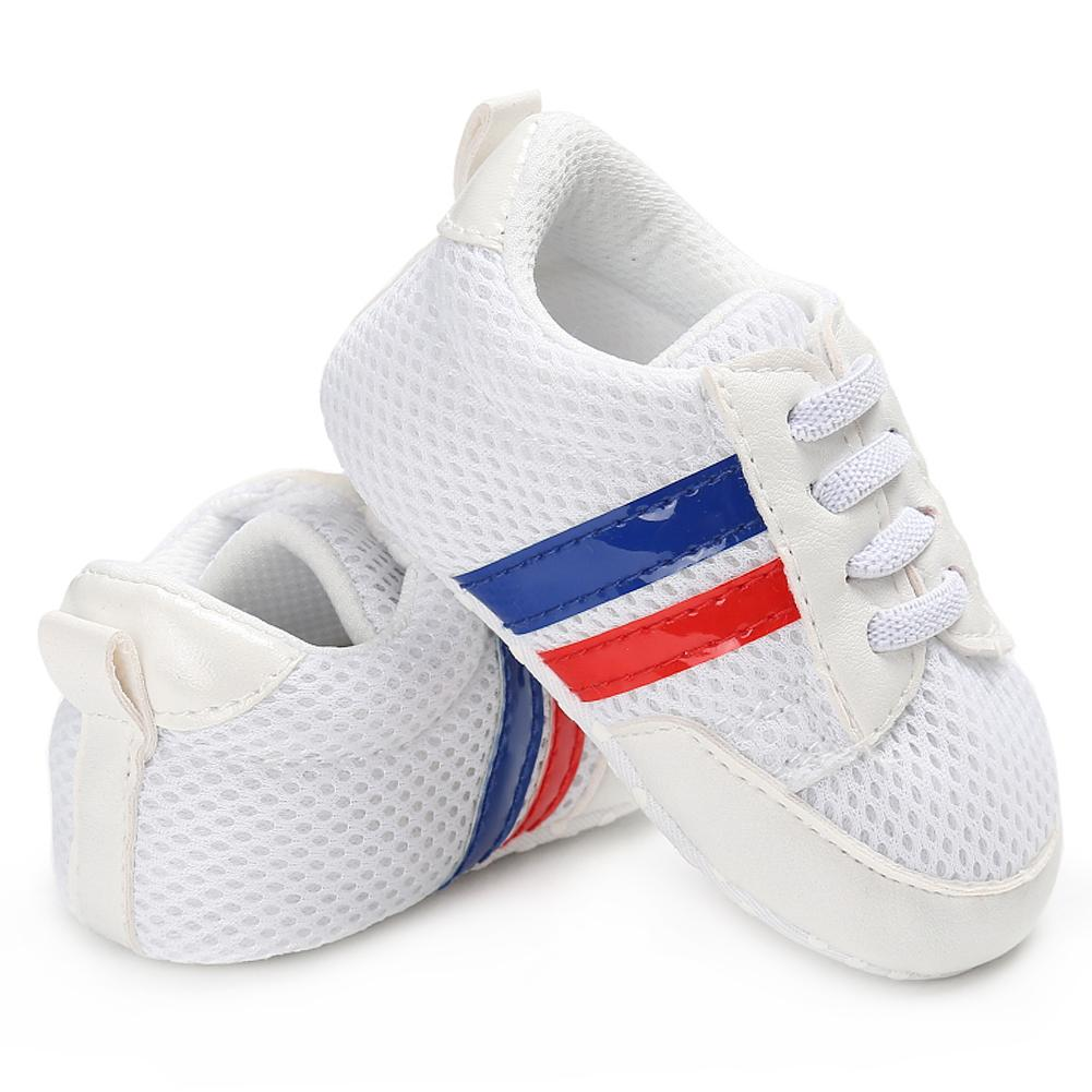 eb42117569e6d Baby Casual Shoes For Boy Girl Sneakers Newborn Infant Shoe Tenis Infantil  Toddler Loafers Little Kid Soft Sole Elastic Footwear Boys Athletic Shoes  Tennis ...