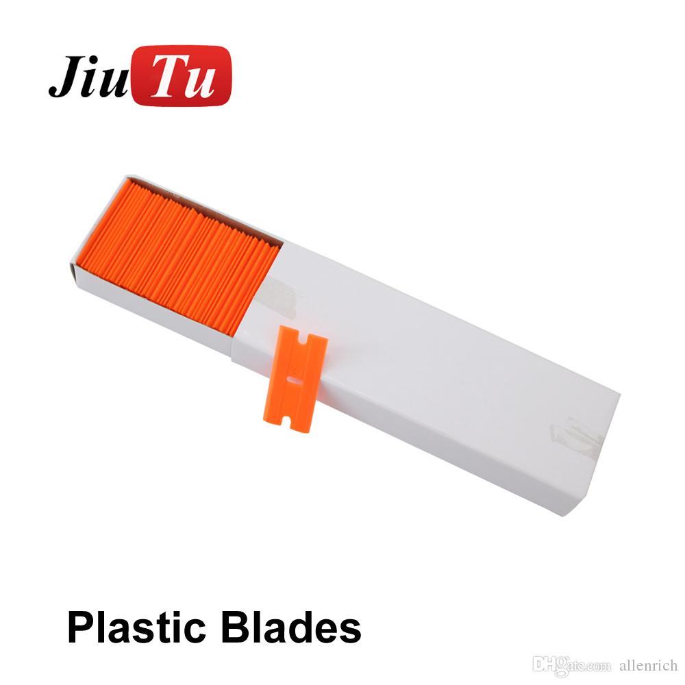 Glasschaber 300pcs Kunststoff Sicherheitsleisten Zum Entfernen Von Vinyl Aufkleber Aufkleber Kleber Von Autos Boote Und Andere Zarte Oberflächen