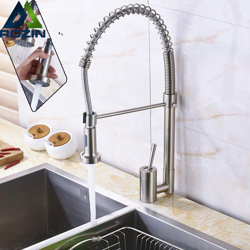 Großhandel Gute Qualität Swivel Einhebel Badezimmer Küchenarmatur ...