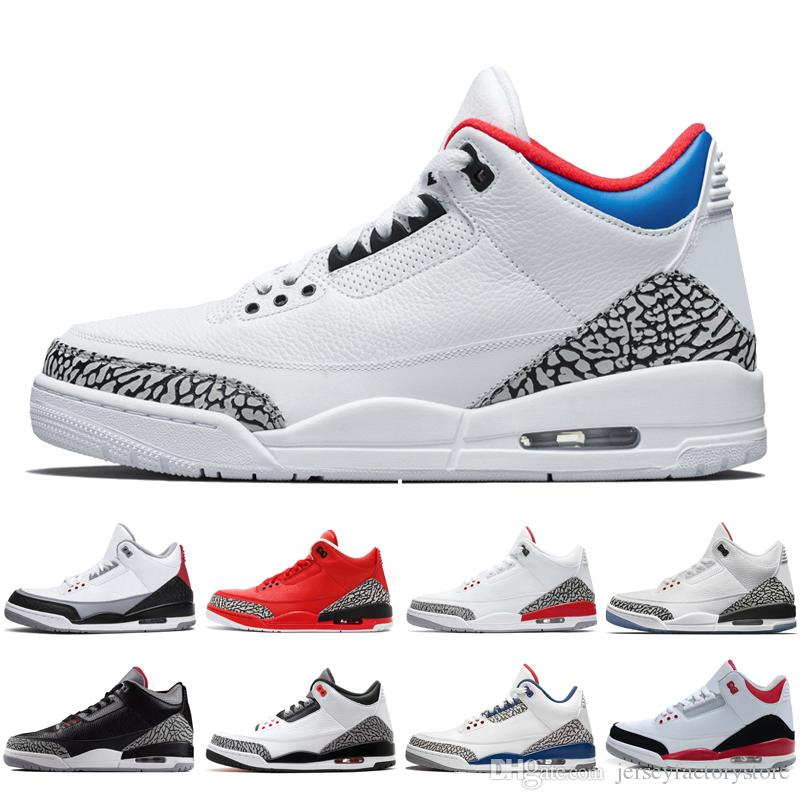 b1f1b06b32bd Mens Basketball Shoes Black White Cement Free Throw Line JTH NRG Tinker  Hartfield Seoul Katrina Sport True Blue Men Trainers III Man Sneaker Girls  ...