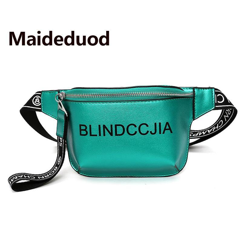 47eff30238f1 Maideduod Mini Girl Wait Bag Fashion Fanny Shoulder Pack Coin Purse Bag  Woman Crossbody Chest Bags Small Messenger Bag Waist Bag Fanny Bag Designer  Waist ...