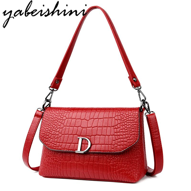 4b1fa2d03132 Newest Brand Woman Crossbody Bag Fashion Ladies Totes luxury PU Leather  Handbag D Shoulder Bag Women Purse And Handbag SAC