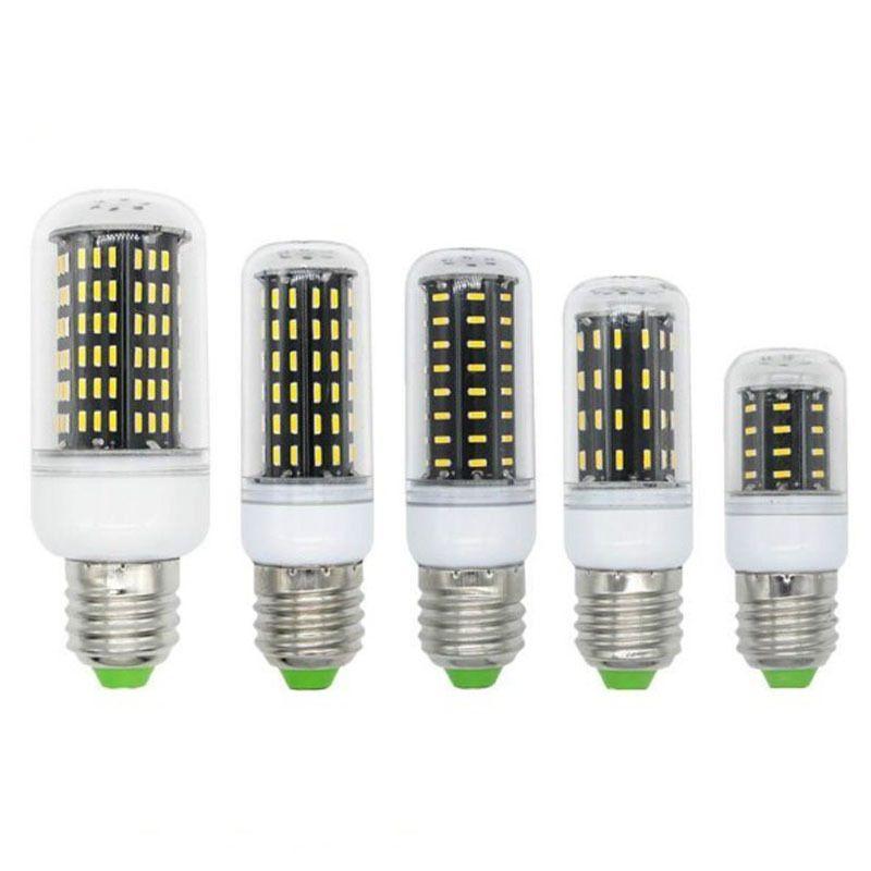 e86c50ca9 SMD 4014 E27 E14 12W 18W 25W 30W 35W Led Bulb Lights Corn Lights AC 85 265V Lamp  Bulbs 360deg Spot Light Dimmable Led Bulb Led Bulb Light From Autoledlight