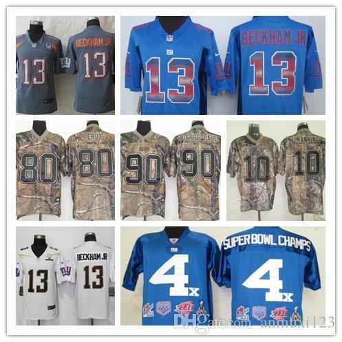 3c1b9d373 2019 2018 New York Giants Jersey Mens  26 Saquon Barkley 13 Odell Beckham Jr  10 Eli Manning 21 Landon 15 Marshall Collins Jerseys Cheap Wholesale From  ...