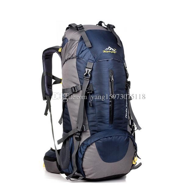 2019 Waterproof Travel Hiking Backpack 50L 909bf120c6dd4